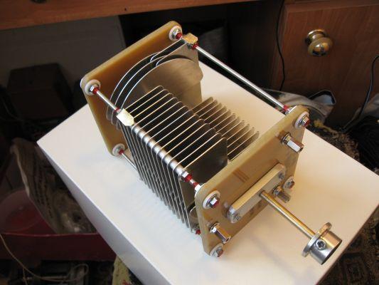 Кпе с воздушным диэлектриком своими руками 80
